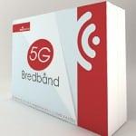 5G breiband.no - satelittbredbånd gir suveren dekning