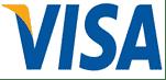 VISA logo - Butikkdata betalingsterminaler datakasse betalingsløsning betalingsterminal butikkdatautstyr