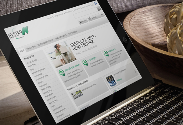 Nettbutikk integrert med PCkasse og WooCommerce