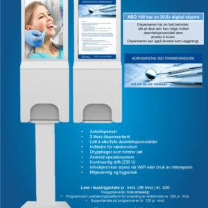 Dispensere til tannleger